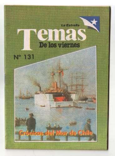 cronicas del mar de chile, diario la estrella. valparaiso.