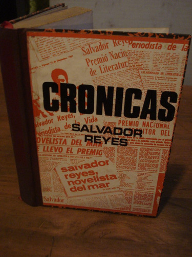 crónicas - salvador reyes