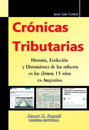crónicas tributarias - josé luis ceteri