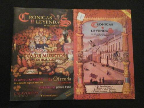 cronicas y leyendas