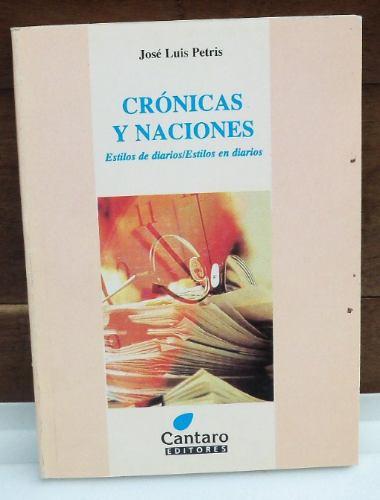 cronicas y naciones. estilos de diarios/estilos en diarios.