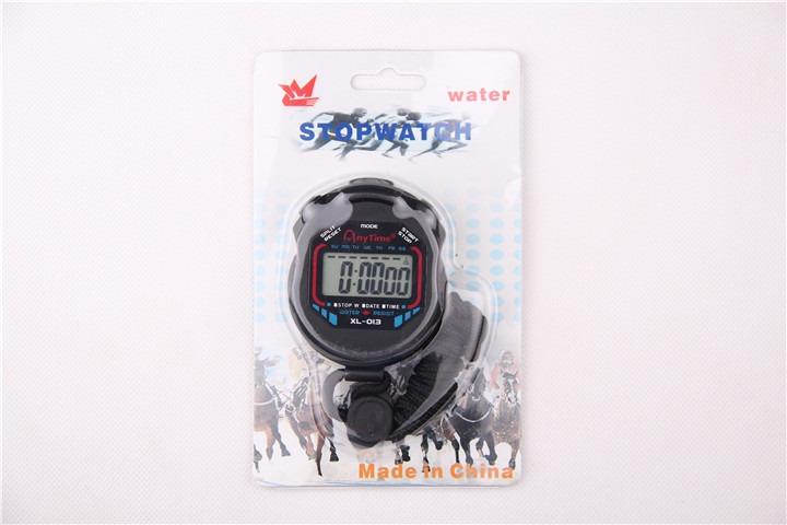 Cronômetro De Mão Digital Profissional Relógio - R  9 c96468743b993