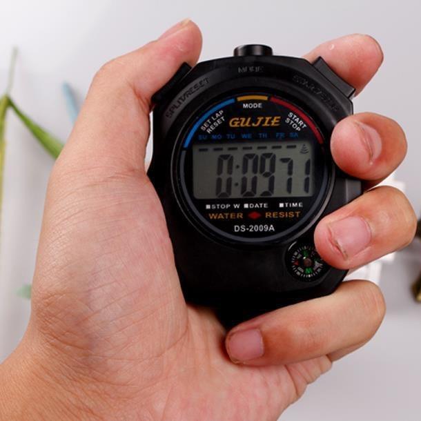 Cronômetro De Mão Digital Profissional Relógio Bussola Alarm - R  20 ... 31164d5e79a7d