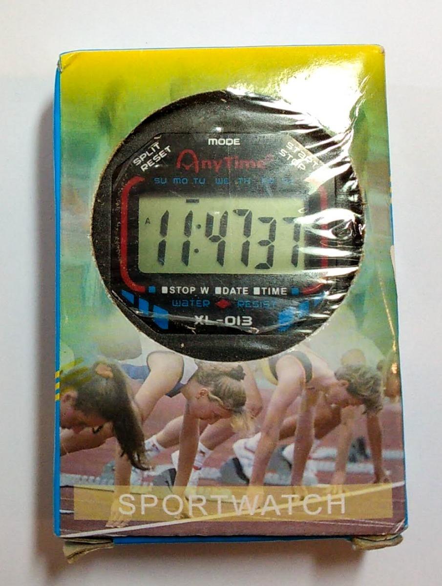 17990ec5cd8 Cronômetro Digital - Any Time - R  20
