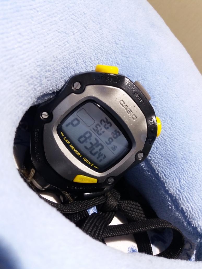 0b6badf6cfdb cronômetro digital casio modelo hs-70w-1df. Carregando zoom.