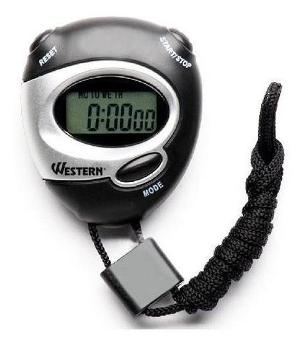 cronômetro progressivo de mão digital com alarme cr53