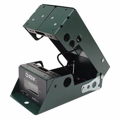 cronografo profesional rifle pistola chrony f-1 green
