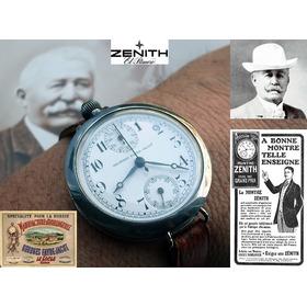 Cronógrafo Zenith Histórico De Coleção