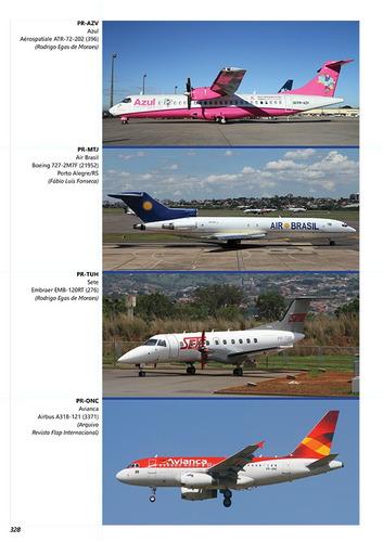 cronologia da aviação comercial brasileira (livro)