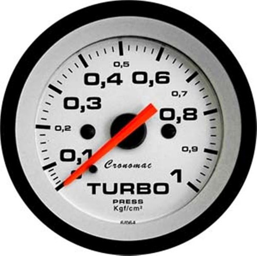 cronomac 52mm street - turbo 1kgf/cm²