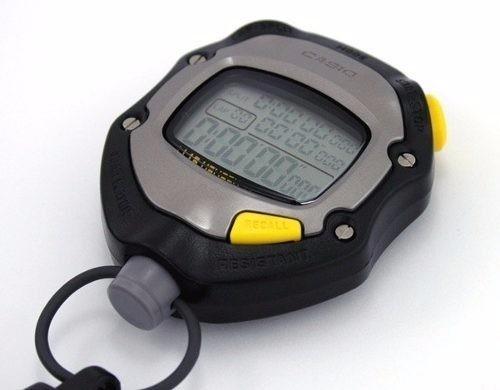 fb6851f28970 Cronómetro Casio Hs-70w Lap Memory 100x2 Agente Oficial Caba ...