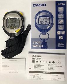a5f40f408624 Cronometro Casio Hs 70w en Mercado Libre Colombia