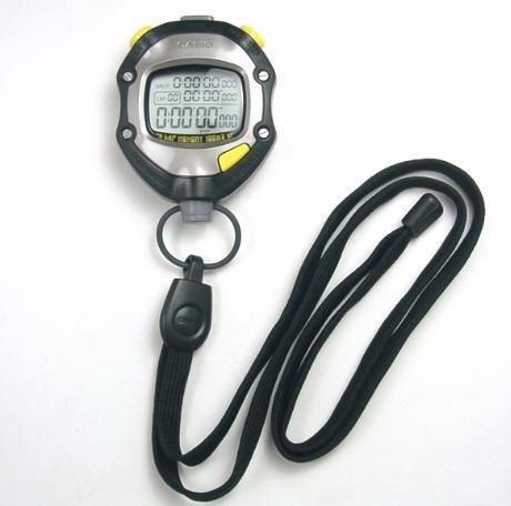35842119ed6c Cronometro Casio Hs-70w Stop Watch - R  217
