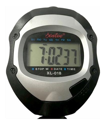 cronometro con reloj alarma deportivo colgante kaosimport 11