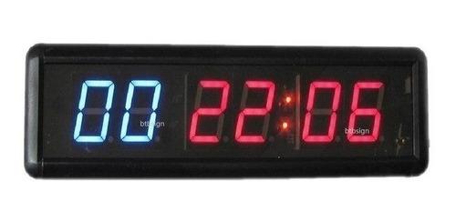 cronometro crossfit mini