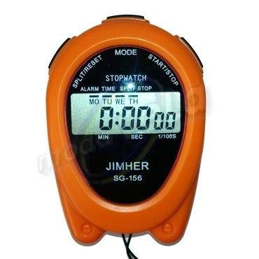 cronometro deportivo digital profesional jimher sg-156