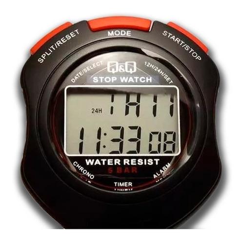 cronómetro deportivo q&q by citizen mod hs47 envío gratis