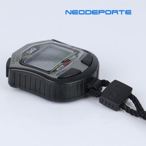 cronometro deportivo q&q hs45 stop watch ndph