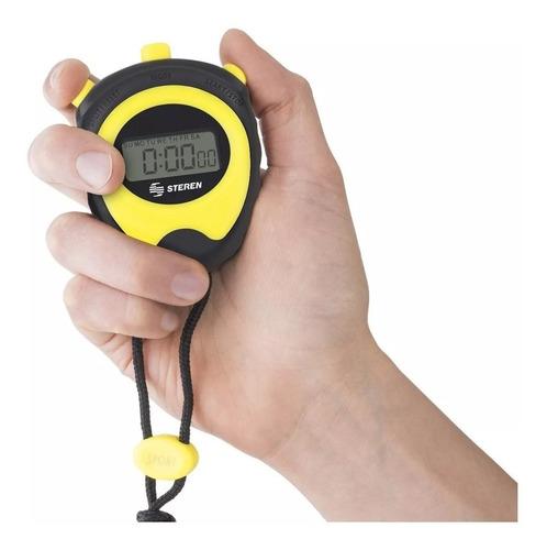 cronómetro deportivo resistente al agua   clk-150