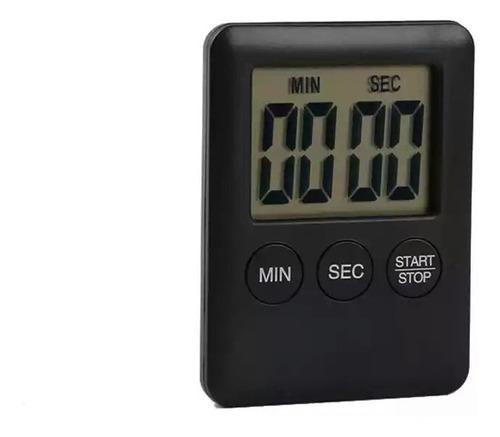 cronometro digital cocina, temporizador alarma