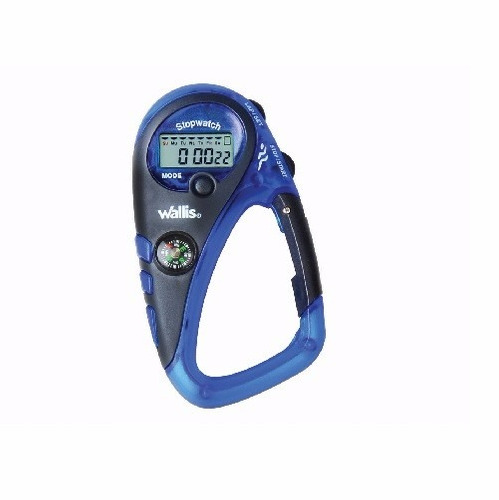 cronometro digital con brújula cd270206 wallis
