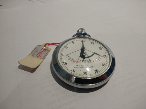 cronómetro excelsior park yachting timer