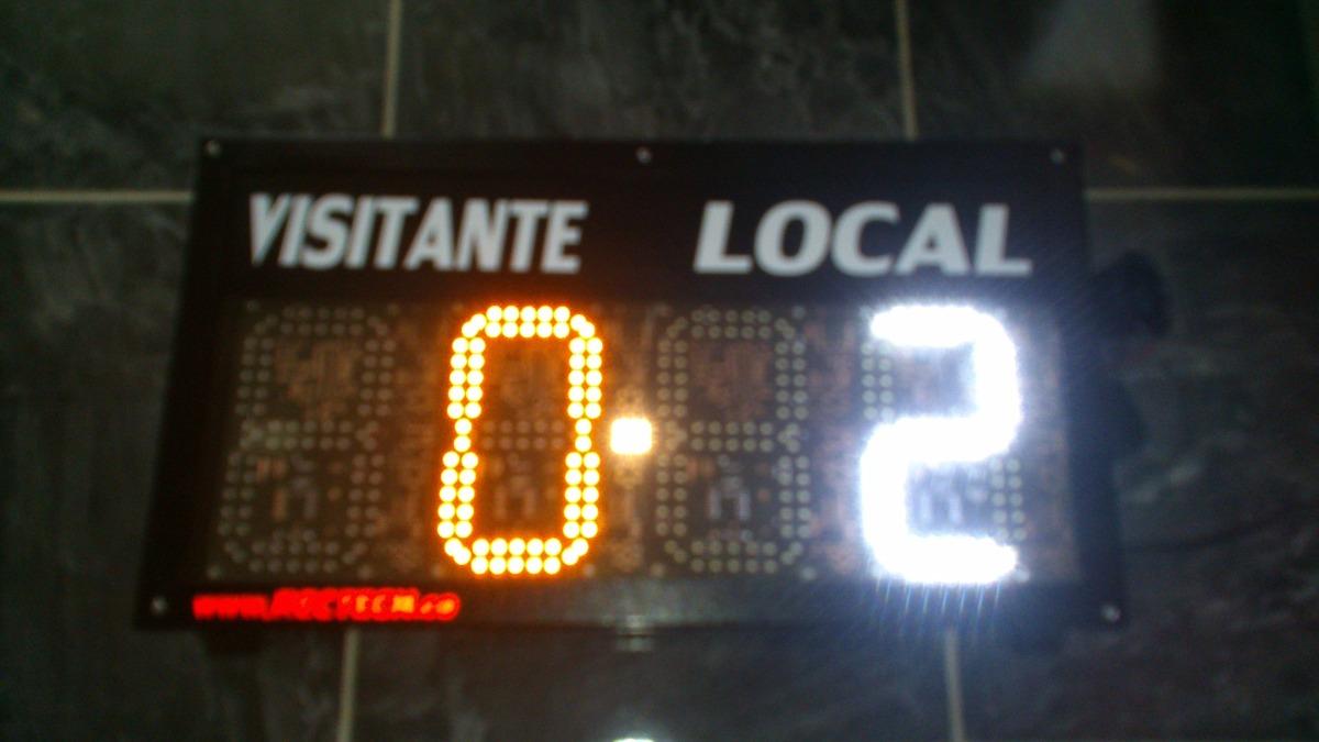 Cronometro Futbol 5 -   600.000 en Mercado Libre 6d1970c9dbed0