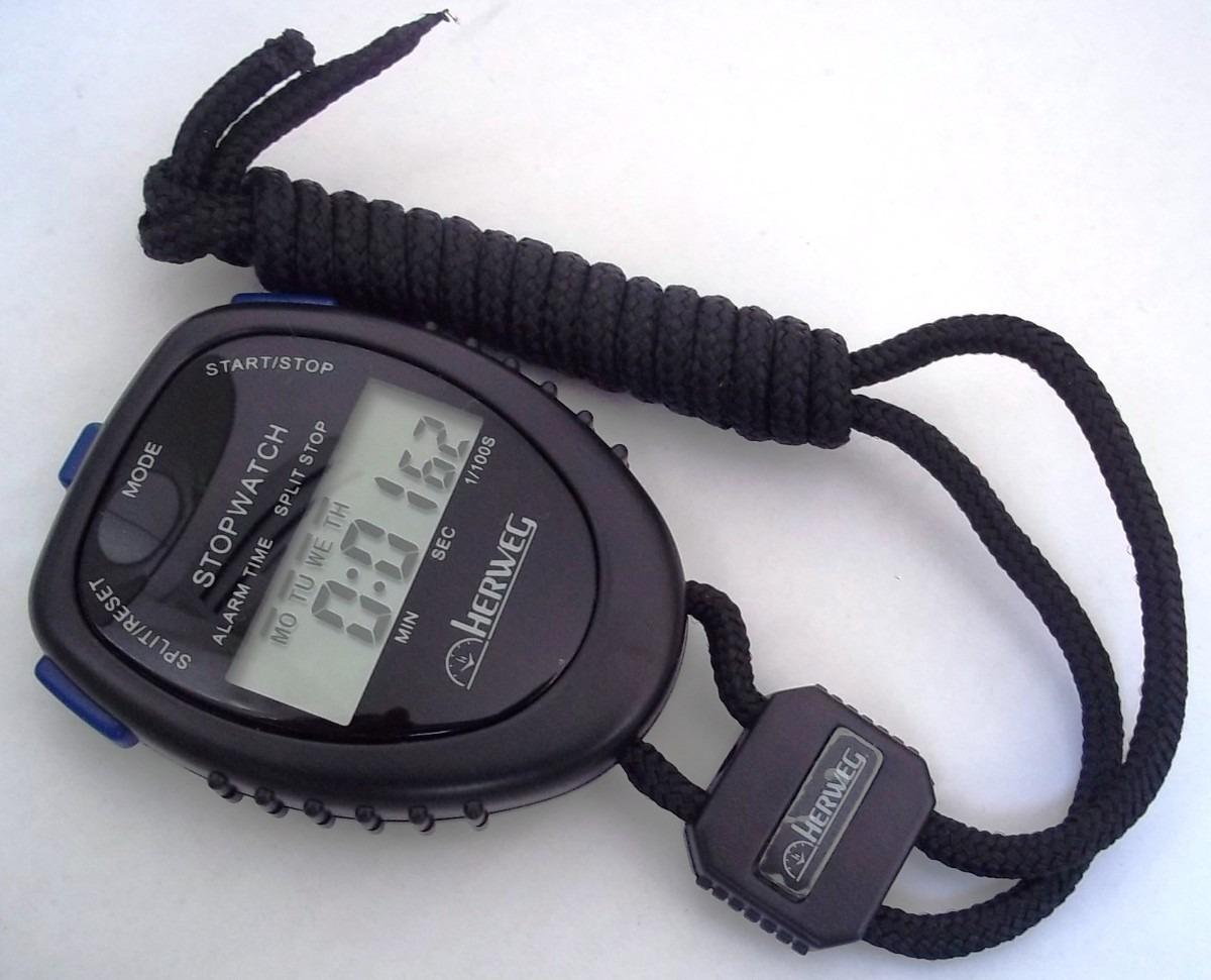 777f4f5b661 cronometro grande timer cordão digital preto herweg 8906. Carregando zoom.