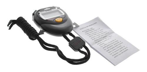 cronometro modena 10 memorias 99 lap digital deportivo cr001