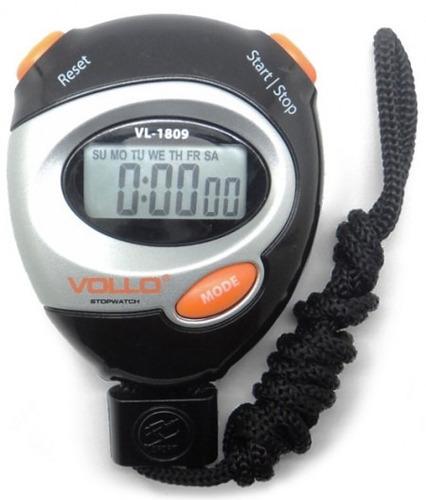 cronometro progressivo - marcador de tempo - vollo - vl1809