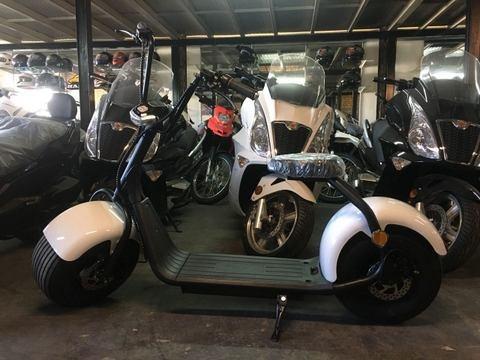 cronos moto electrica bat. de litio 1000 w 0km autoport