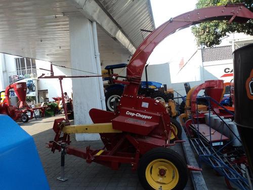 crop - chopper tm38 new holland nuevo