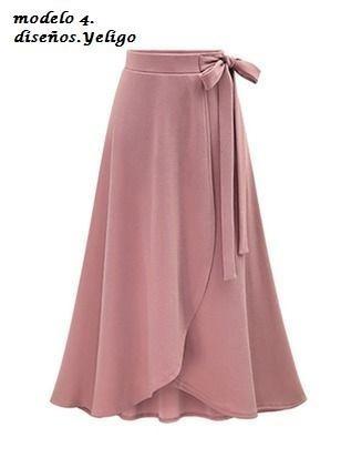 crop top de encajes y faldas vestidos elegantes a la moda