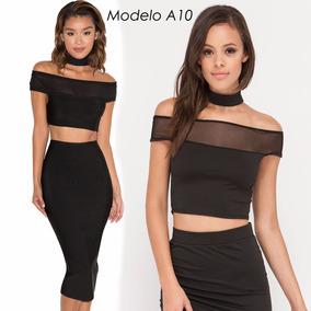 99c244b440 Falda Pegada - Blusas de Mujer en Mercado Libre Venezuela