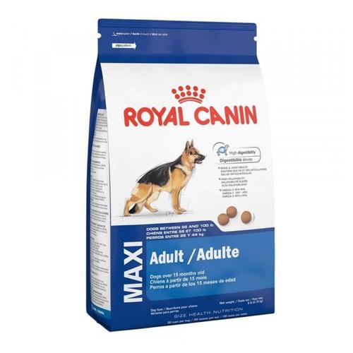 croqueta alimento para perro maxi adult royal canin 15.88kg