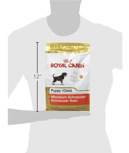 croquetas alimento perro schnauzer puppy 1.13 kg royal canin