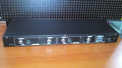 crosover procesador spyn ex825 multiband para miniteca