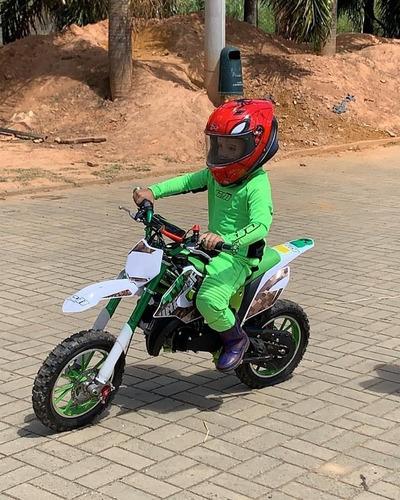 cross 60cc a gasolina para niños
