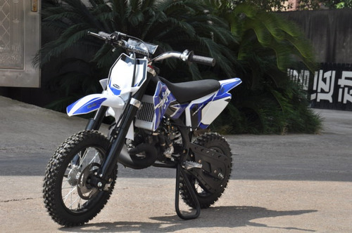 cross pagani 50cc 2t  arranque facil 2018 santini