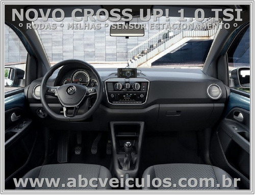 cross up tsi 1.0 flex manual - 17/18- zero km pronta entrega
