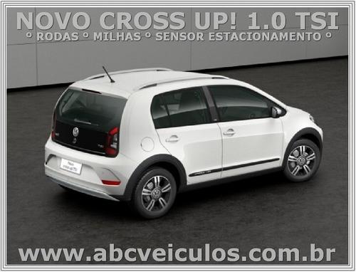 cross up tsi 1.0 flex manual - 17/18- zero km pronta entrega