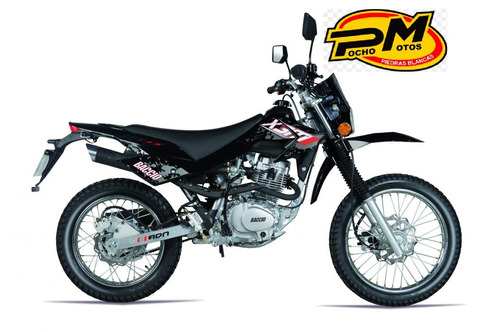 cross x3m il - skua - motard - dirty - dakar hasta 36 cuotas