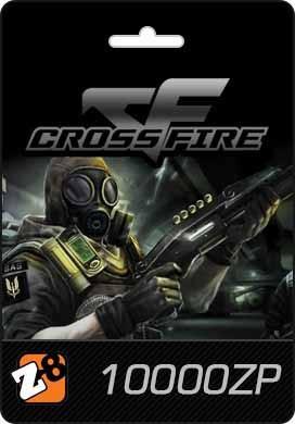 crossfire 10000 zp - tarjeta prepaga
