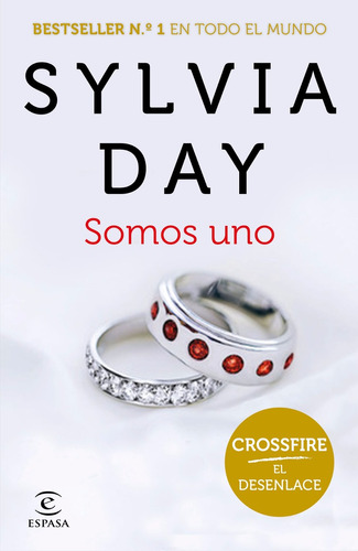 crossfire - sylvia day - saga original 5 libros
