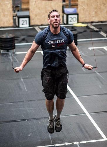 crossfit - jump fast rope - soga para saltar