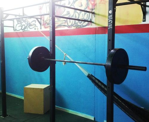 crossfit ; trx ; gym ;calistenia ;funcionales y mucho mas