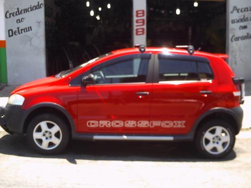 crossfox vendido em partes quadro eixo painel modulo caixa