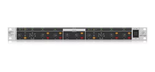 crossover behringer cx2310 v2 pro super-x