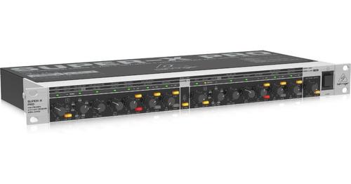 crossover behringer cx3400