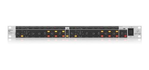 crossover behringer cx3400 v2 super-x pro premium
